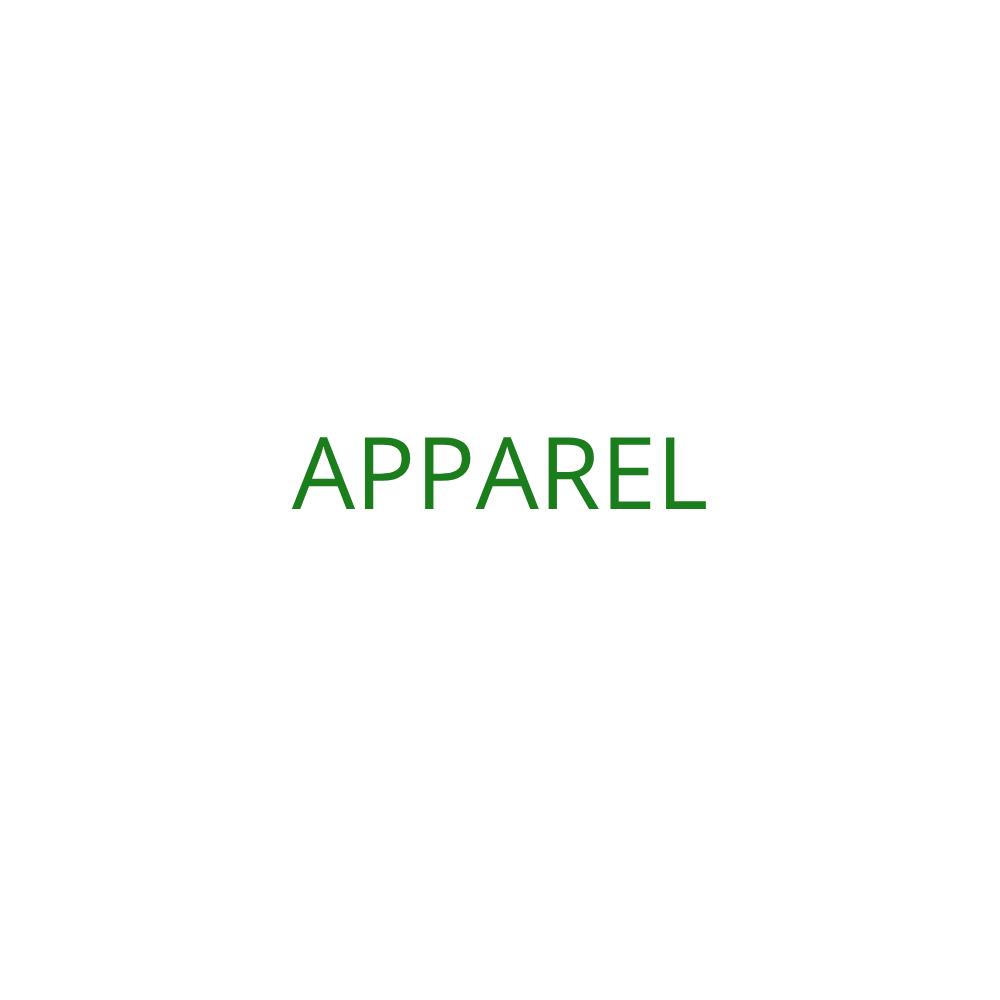 2018 Apparel