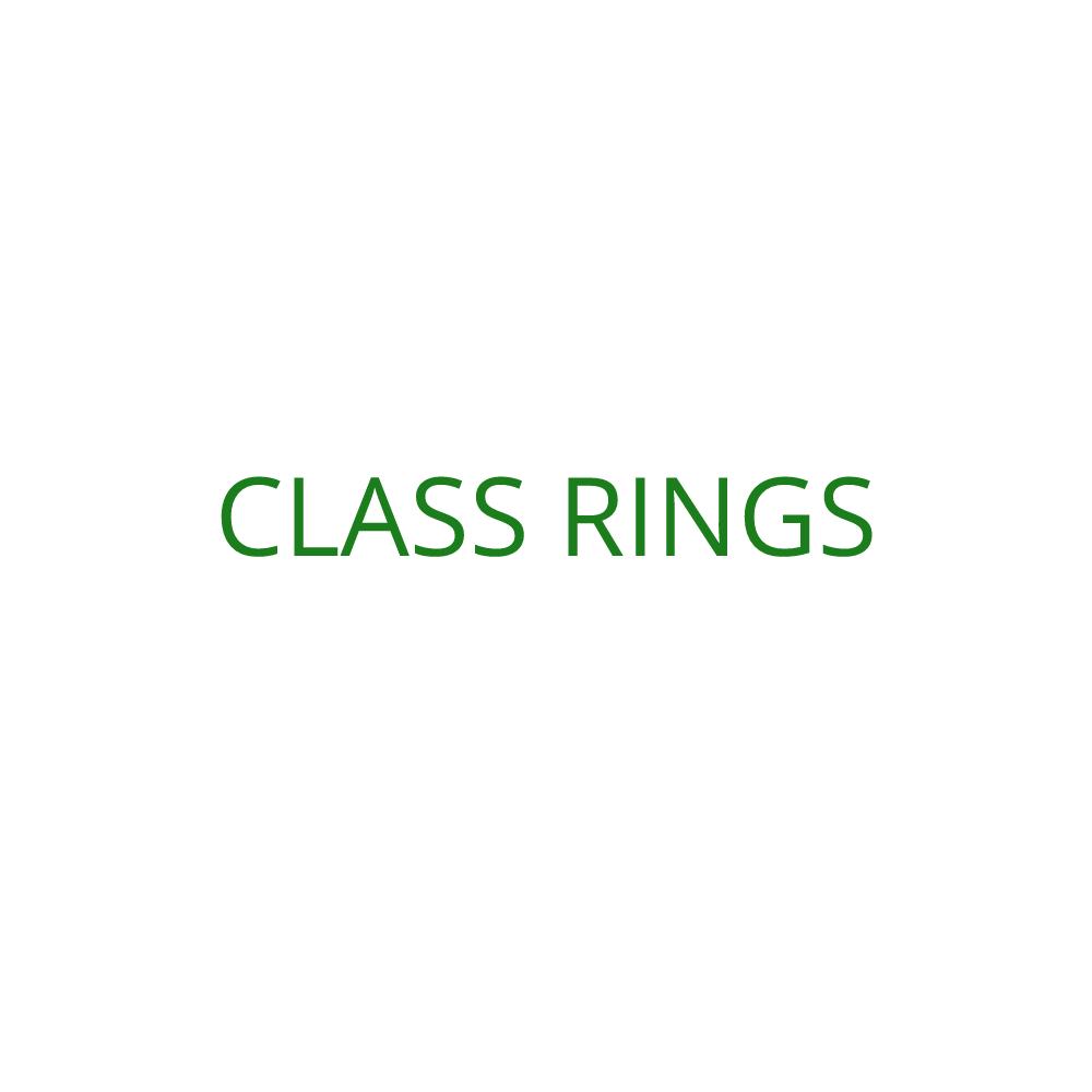 2018 Class Rings