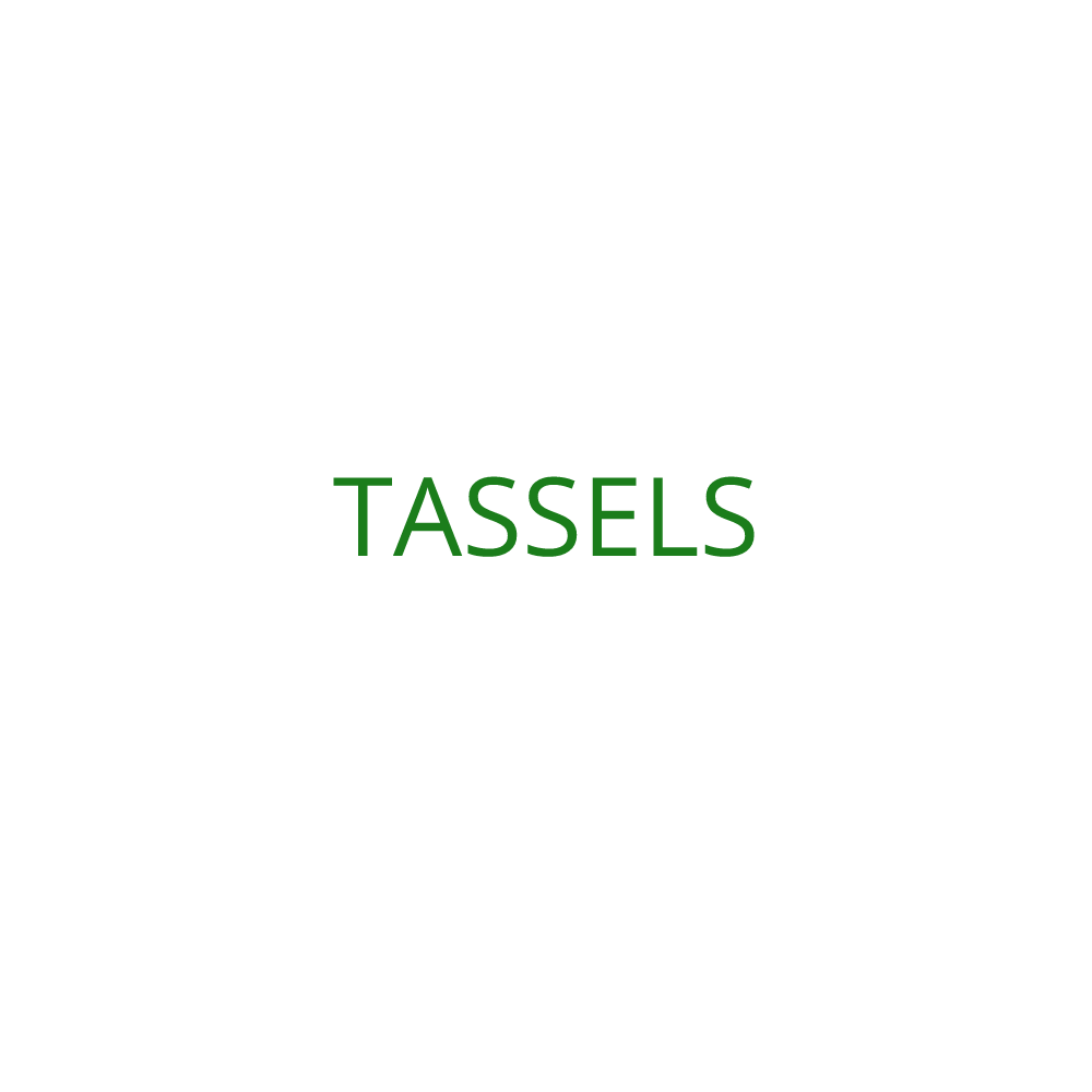 2017 Tassels